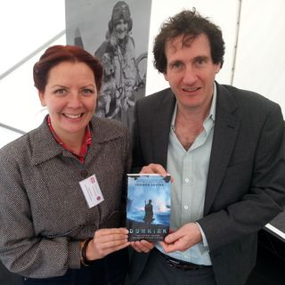 Harry & Edna on the Wireless are joined by Joshua Levine author of Dunkirk