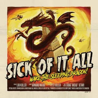 Metal Hammer of Doom: Sick of it All: Wake the Sleeping Dragon Review