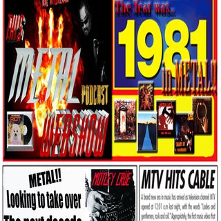 THIS METAL WEBSHOW / 1981 The yr. in Metal