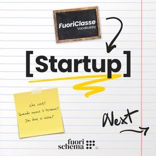 Startup | FuoriClasse