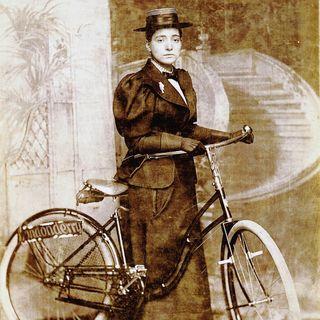 S5E10. Annie Cohen Kopchovsky: Første kvinde på cykel Jorden rundt