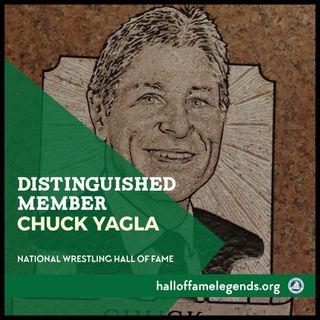 2017 Distinguished Member Chuck Yagla, Two-time NCAA Champion