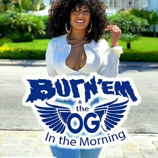 Burn'Em & The OG In The Morning 7-16-2020 On UpTown Radio Via 102.5 FM The Pulse! Click In Now!