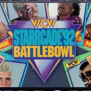 ENTHUSIASTIC REVIEWS #94: WCW Starrcade 1992 BattleBowl Watch-Along