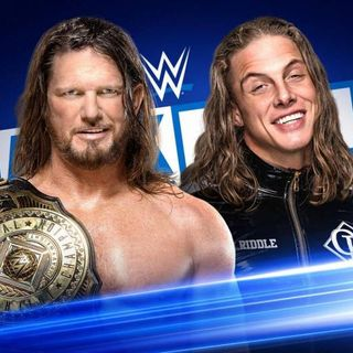 HSP SmackDown Review: Did Matt Riddle Beat AJ Styles to Become the New Intercontinental Champion?