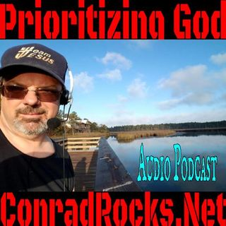Prioritizing God - The Word and The Spirit
