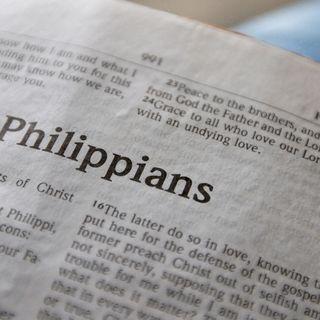 Bible Study Exercise: Philippians 1:27