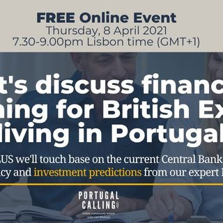Financial planning & investment predictions for Expats living in Portugal