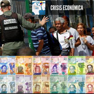 Crisis económica en Venezuela