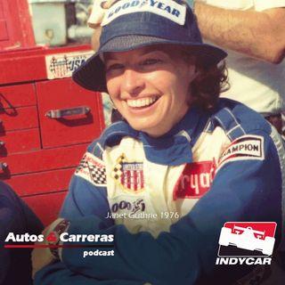 #IndyCrescendo Mujeres en Indy 500