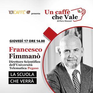 Francesco Fimmanò: La scuola che verrà