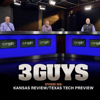 Kansas Review and Texas Tech Preview with Tony Caridi, Brad Howe and Hoppy Kercheval