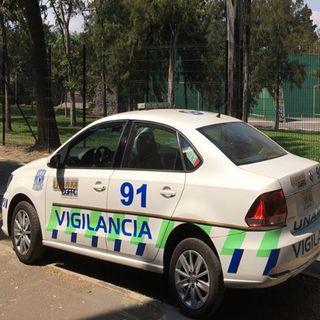 Acciones y vigilancia en la UNAM