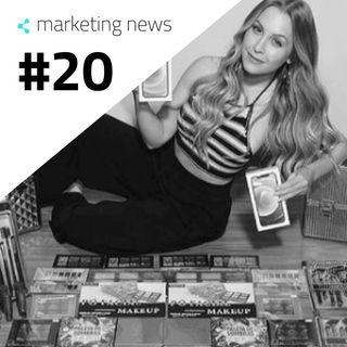 Sorteios no Instagram - Marketing News - #20