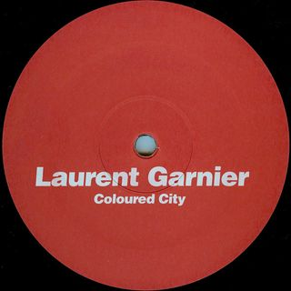 Laurent Garnier - Coloured City