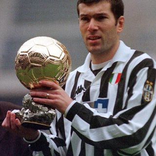 1x03 - Zinedine Zidane