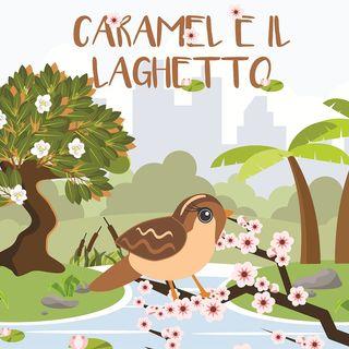1 - Caramel e il laghetto dell'EUR