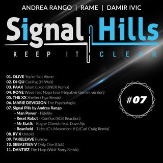 Signal Hills #7 Domenica 4/11/2018