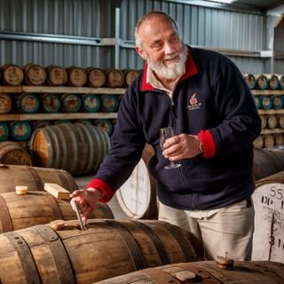 49 : The whisky podcast part 4 from behind the cellar door we open something special