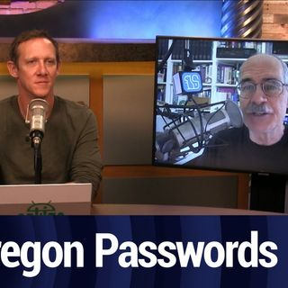 Passwords Plead the 5th in Oregon | TWiT Bits
