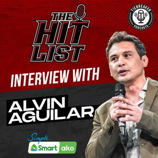 S01 E01: No Holds Barred with Alvin Aguilar