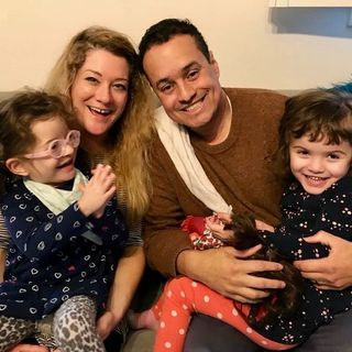 Dad to Dad 60 - Martin Cuevas: One of his 4 year old twin daughters has the rare Pitt Hopkins Syndrome