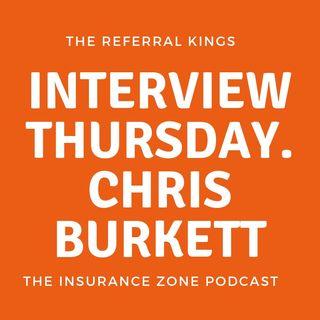Agent interview Chris Burkett