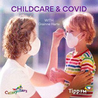 Grainne Harte talks about Childcare & Covid-19