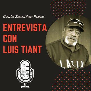 Entrevista EXCLUSIVA con la leyenda cubana del beisbol: Luis Tiant