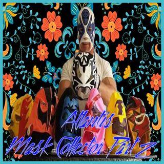 11. Atlantis the Mask Collector Pt. 2 / Match of the Year 2000 - Atlantis vs. Villano III & Atlantis vs. Kung Fu