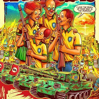 Dead Kennedys correu do Brasil e Bolsonaro ? - Ep. 33