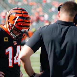 Cincinnati Bengals Weekly W/Joe Kelly: Bengals-49ers recap and Bengals/Bills preview