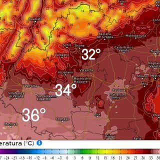 Previsioni meteo 9-11 luglio: Week-end di bel tempo con punte di 34° domenica