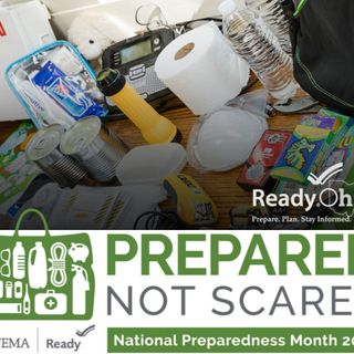 Earl Mack with National Preparedness Month