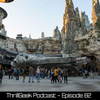 Disneyland Star Wars: Galaxy's Edge First Impressions