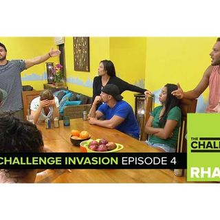 MTV Reality RHAPup | The Challenge Invasion Episode 4 RHAPup
