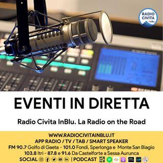 Eventi di Radio Civita InBlu