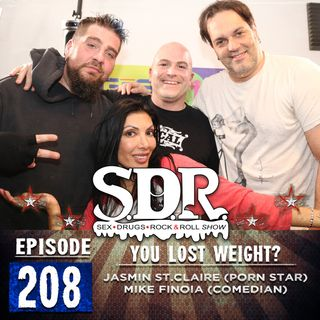 Jasmin St. Claire & Mike Finoia (Porn Star & Comedian) - You Lost Weight?