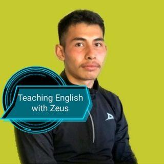 Teaching English with Zeus Mendoza
