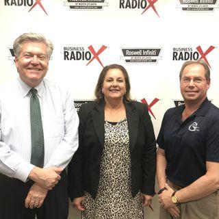 Donna Beatty, Frazier & Deeter, and Bill Neglia, Neglia Insurance Group