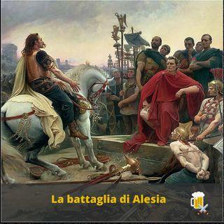 La battaglia di Alesia