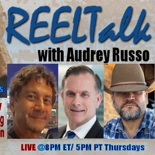 REELTalk: General Robert Spalding of Hudson Int, former Border Agent Gary Brugman and Filmmaker and Author in Israel Pierre Rehov