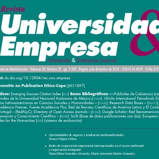 Revista Universidad & Empresa