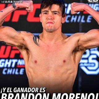 UFC 255 / Figuereido vs Perez