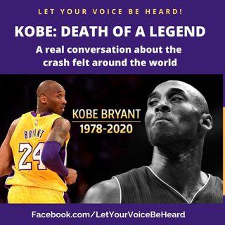 Kobe Bryant: Death of a Legend