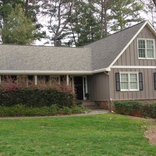 #1 Roofing Contractor Woodstock GA
