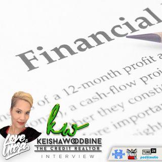 Love Ultra Radio Keisha Woodbine Interview