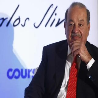 Carlos Slim, en el lugar 21 de multimillonarios