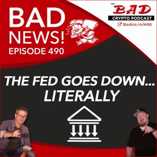 The Fed Goes Down...Literally Bad News For Thursday, Feb 25th