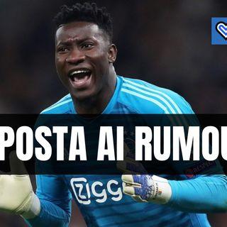 Calciomercato Inter, Van der Sar dribbla la domanda su Onana